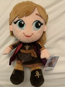 Disney Frozen BNWT Anna Chunky Plush