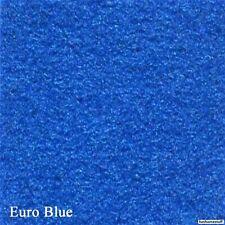 8' Pre Cut Pool Billiard Table Replacement PREMIER Cloth Felt Fabric EURO BLUE