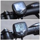 Waterproof Wireless LCD Digital Cycle Bike Computer Bicycle Speedometer Odometer