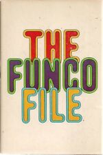 THE FUNCO FILE by Burt Cole (1969) Doubleday science fiction HC
