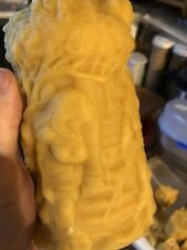Large Beauty And The Beast Pure British Beeswax Candle