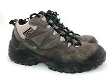 the latest ce6d3 39b00 Vintage Nike ACG Hiking Boots Grey Mid Top EUR 42 Womens US Shoe Size 10