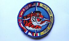 PATCH RARA NATO TIGER MEET GIOIA 2000