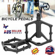 2X Aluminum Alloy MTB Flat Platform Mountain Bike Pedals Bicycle Pedals GD