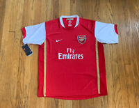 Nike Sphere-Dry Arsenal FC Futbol Jersey Mens Medium NWT Premier League Soccer