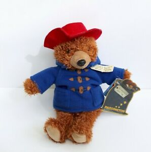 "Big Screen Paddington Bear Plush Stuffed Animal 11"""