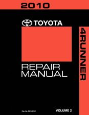 1996 toyota 4runner service manual