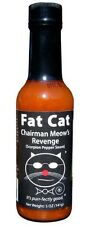 Fat Cat's Chairman Meow's Revenge Scorpion Pepper Hot Sauce
