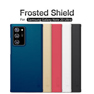 Nillkin For Samsung Galaxy Note 20/20 Ultra Matte Frosted Shield Back Case Cover