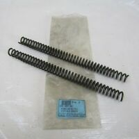 Coppia molle forcella Fork spring set Malaguti Fifty HF