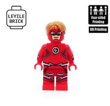 **New**LYL BRICK Custom Kid Flash Wally West Minifigures