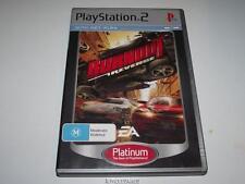 Burnout Revenge PS2 (Platinum) PAL Preloved *No Manual*