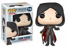 Funko Pop! Games: Assassin's Creed - Evie Frye Action Figure