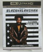 BLACKkKLANSMAN 2018 Ultra 4k UHD/Blu-ray/Digital 2018 Spike Lee Comedy