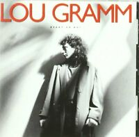 Lou Gramm - Ready Or Not [CD]