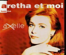 AXELLE RED MAXI CD GERMANY ARETHA ET MOI