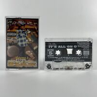 BG - It's All On U Hip Hop Cassette Cash Money