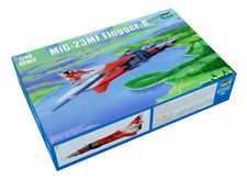 Trumpeter 9362854 MiG-23MF Flogger-B 1:48 Kampfflugzeug Modellbausatz