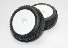 TRAXXAS 7175 Neumáticos Respuesta Pro 2.2 sobre Círculos DISH Bianchi/LLANTAS