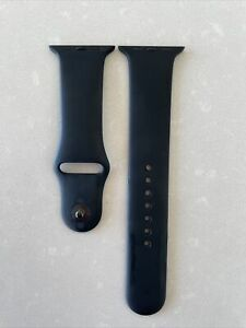 GENUINE APPLE WATCH Silicone Sport Strap Band For iWatch 42/44mm Series 54321 SE