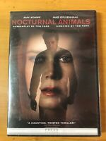 Nocturnal Animals  (NEW DVD) FREE SHIPPING!!
