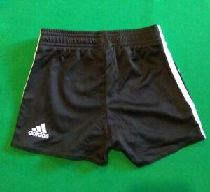 Germany Shorts Size 9-12 month Boys Kids Black Football Adidas AA0125 ig93