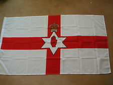 NORTHERN IRELAND RED HAND FLAG FLAGS 5'X3' BRAND NEW