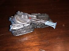 """MEGATRON revenge of the fallen Vehicle Small 2"""" Approx Vgc Collectable Dark Grey"""