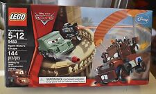 LEGO Disney Pixar Cars 2  #9483 Agent Mater's Escape Brand New - 144 Pieces NEW