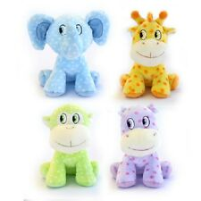 Soft Baby Toy by Korimco Plush Toys Freckles Stuffed Orange Giraffe 22 Cm
