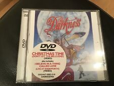 Christmas Time (Don't Let The Bells End) - The Darkness DVD CD Single 2003