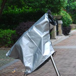 Telescope Dust Rain Sunproof Sun Cover Hood Bag For Celestron Skywatcher ZEISS