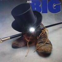 VINILE LP MR BIG - MR BIG 33 GIRI ANNO 1989 HARD ROCK ATLANTIC 781 990-1