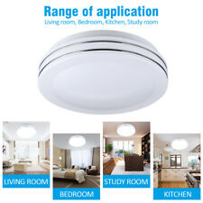 12W LED Ceiling Light Flush Fixture Mount Lamp Balcony Living Room Lighting USA