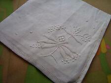 Linen Antique Hankerchiefs