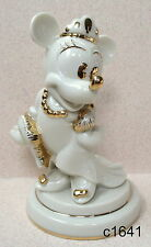 Lenox Disney Minnie Mouse's Elegant Evening Figurine New in box