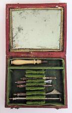 Petit boite, nécessaire de dentisterie fin 18ème début 19ème siècle