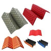 Personalisierte klappbar Schaum Wasserdichtes Sitzkissen Stuhlkissen Rot+S A6C2