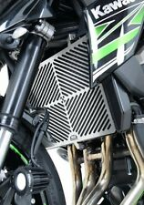 Kawasaki Z750 2010 R&G Racing Stainless Steel Radiator Guard SRG0014SS