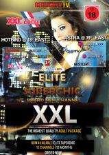 Redlight Elite Superchic 12 Sender Viaccess Card 12 Monate inkl. Brazzers FSK 18