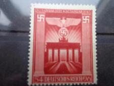 Germany Nazi Deutsches Reich 1943 Brandenburger Tor Mnh