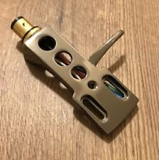 Technics Style Titanium Headshell With Ofc Wire Leads! Fits Most Turntables!
