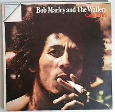 DISCO IN VINILE 33 GIRI - BOB MARLEY AND THE WAILERS - CATCH A FIRE