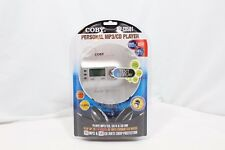 Portable CD Player Plus Headphones - Coby MP-CD561 Rare Personal MP3/CD Player
