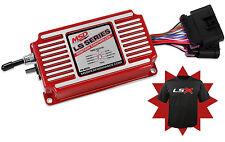 MSD 6014 LS Carburetor Swap Digital Ignition Controller-Free LSX T-Shirt! Carb