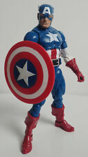 Hasbro Marvel Legends Onslaught BAF wave Captain America werewolf loose figure