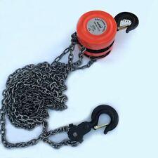 More details for katsu chain block hoist hsz [size: 2.5m 1t - 3m 5t]