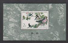 China - 1982, Birds sheet - MNH - SG MS3207
