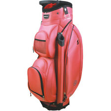 Bennington Miss Bennington Golf Cart Bag, Brand New- CORAL