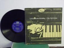 "Joe Sullivan,Riverside,""Little Rock Getaway"",US,LP,mono,1959,jazz piano,rare,M-"